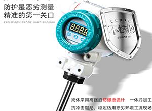 投入式温度变送器